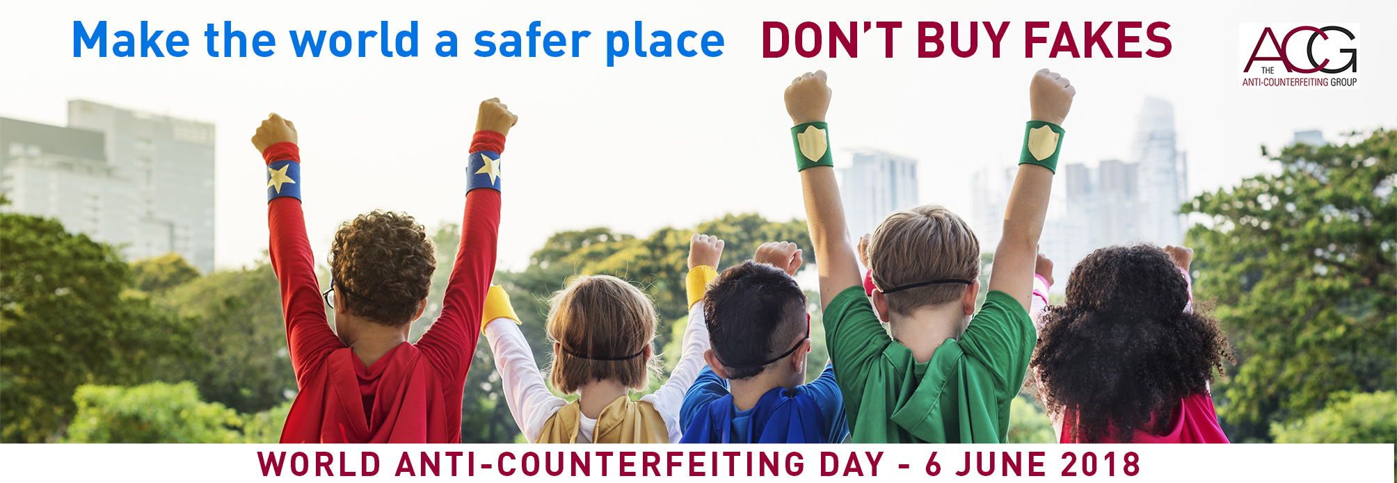 World Anti-Counterfeiting Day 2018 To Take Place On 6 June